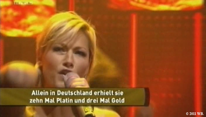 helene fischer dvd tv bilder. Black Bedroom Furniture Sets. Home Design Ideas